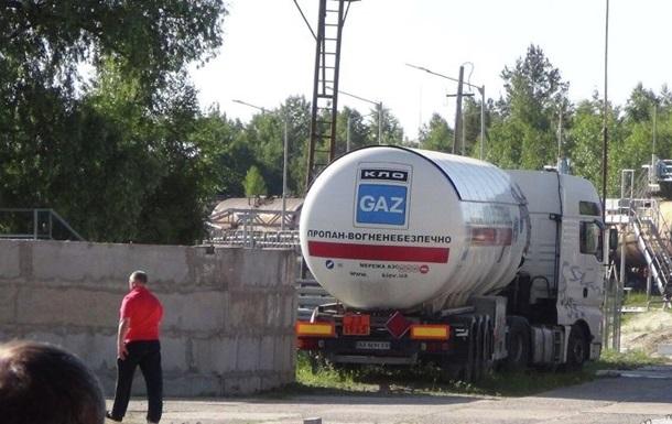 На Львовщине спасатели начали проверять нефтехранилища