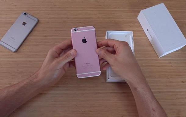 Китайская компания выпустила iPhone 6s раньше Apple