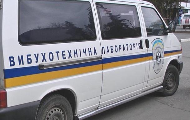 В Харькове ищут взрывчатку в трех зданиях