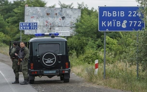 В горах под Мукачево ищут шесть боевиков Правого сектора