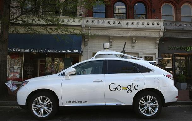 Беспилотный автомобиль Google впервые попал в ДТП с пострадавшими