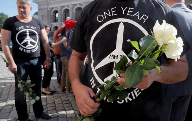 В мире вспоминают жертв крушения Боинга на Донбассе