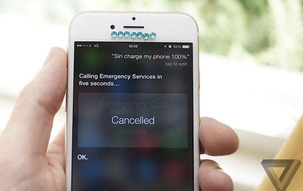 iPhone начали вызывать полицию при попытке их зарядить