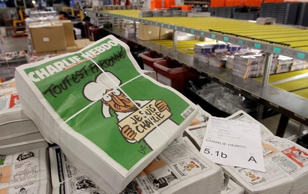 Журнал Charlie Hebdo отказался от карикатур на Мухаммеда