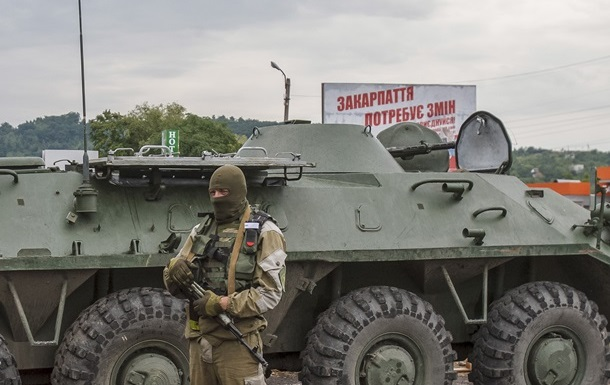 СБУ: В Закарпатье нет террористической угрозы