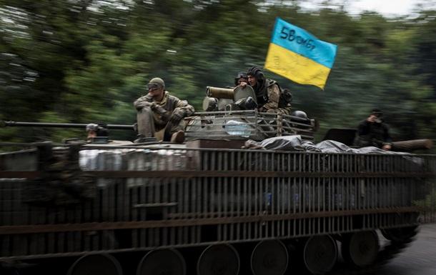 В Донецкой области военнослужащий совершил самоубийство