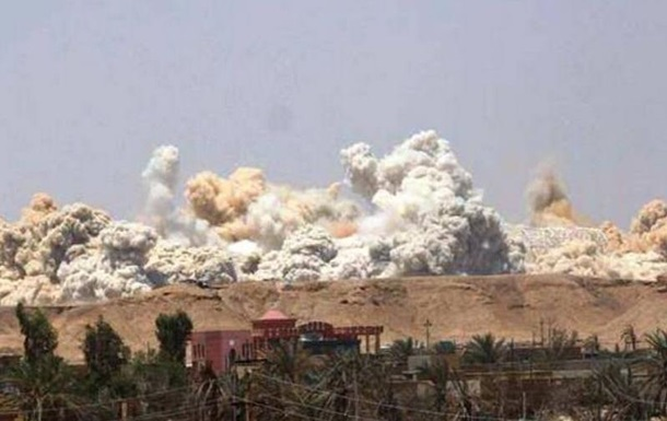 Исламское государство взорвало Олимпийский стадион в Ираке
