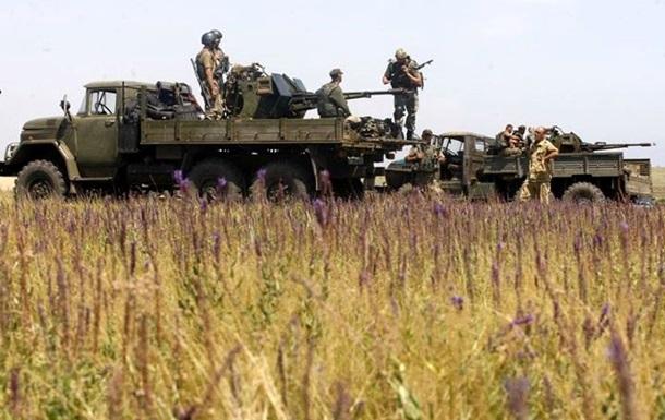 Горловка и Донецк под обстрелом. Карта АТО за 20 июля