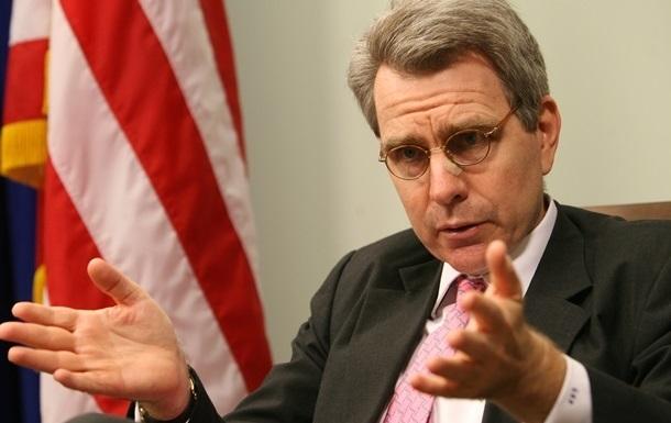 Посол США Пайетт едет на Закарпатье