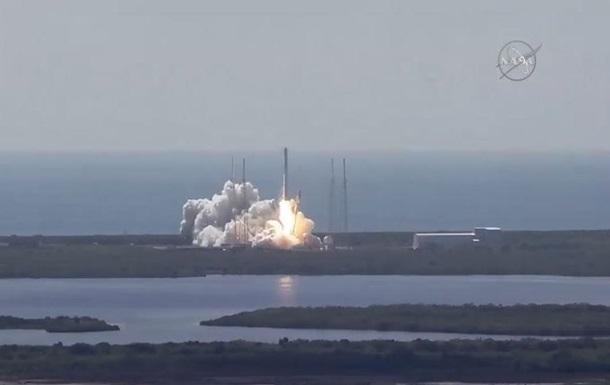 Стала известна причина аварии ракеты-носителя Falcon 9