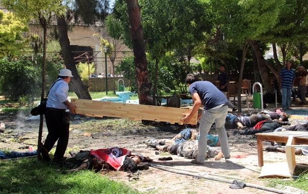 В Турции установили личность смертника, взорвавшего более 30 человек