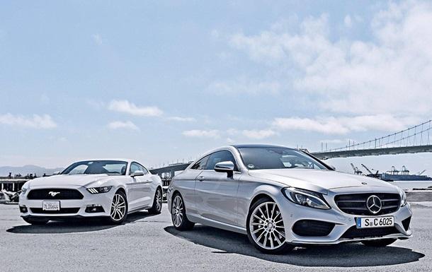 Немцы рассекретили внешность нового Mercedes-Benz C-Class