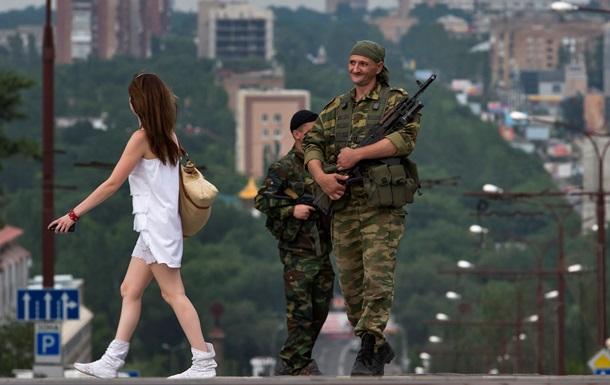 Другой город. Как в Донецке стираются следы Украины