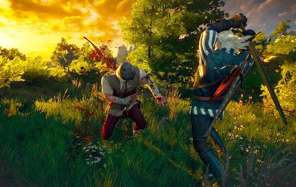 Игру  Ведьмак  дополнят расчленениями и разрубаниями врагов