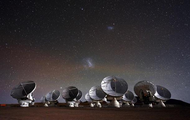 Ученые впервые увидели формирование древнейших галактик