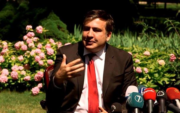 Саакашвили требует отстранить руководителя Ильичевского порта