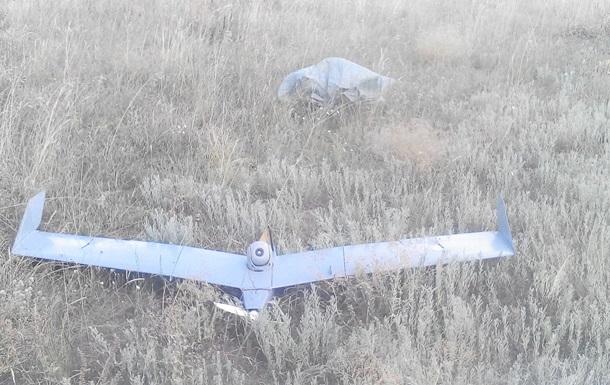 В Луганской области пограничники сбили беспилотник российского производства