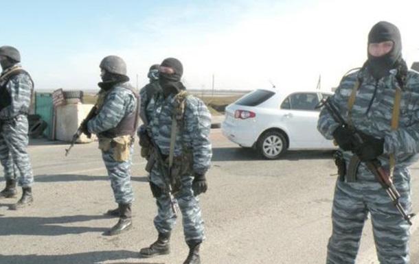 В Винницкой области на карьер напали вооруженные люди