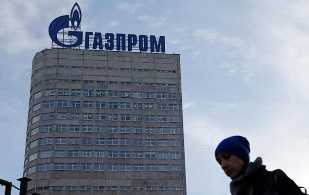 Газпром має намір врегулювати суперечку з ЄС мирним шляхом