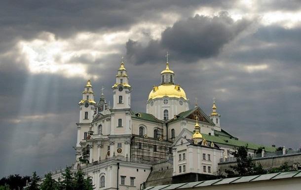 Радикалы планируют захватить Почаевскую Лавру