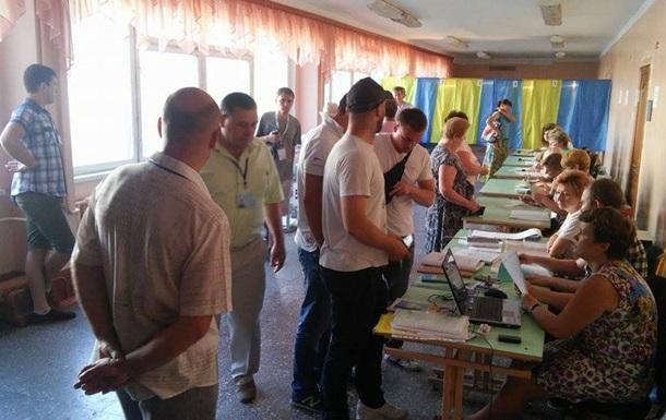 ЦИК обработала 56,62% бюллетеней: лидирует Березенко