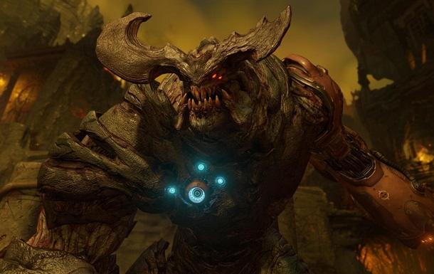 Разработчики рассказали про графику легендарного Doom 4