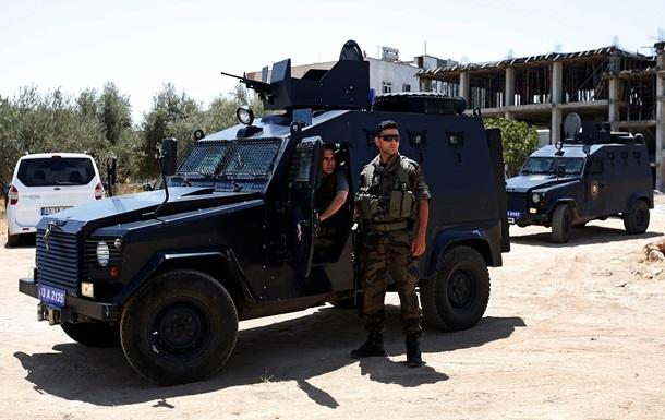 АТО в Турции: задержаны более тысячи человек