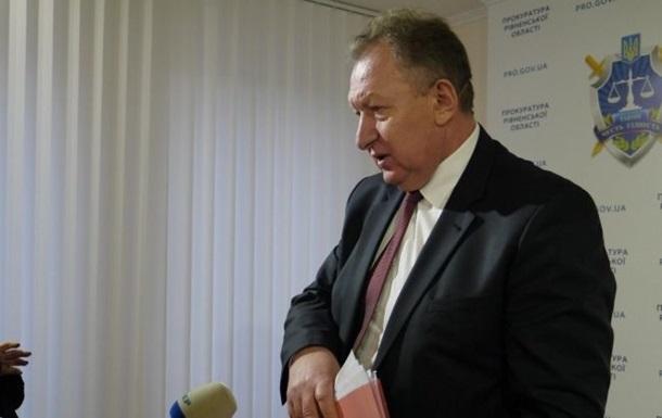 Первый зам Шокина подал в отставку