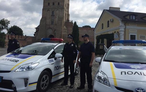 Яценюк анонсировал набор в полицию Луцка