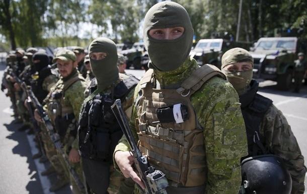 Румыны помогут создать горные подразделения Нацгвардии