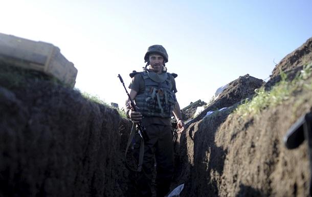 Как действует перемирие на Донбассе: репортаж из окопов