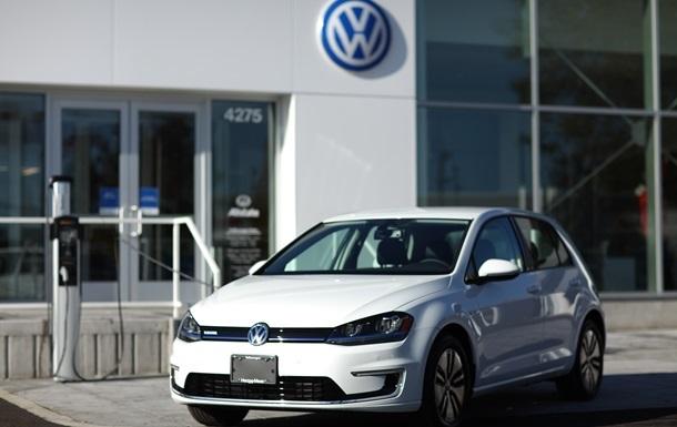 Volkswagen стал крупнейшим автопроизводителем мира