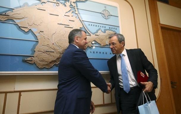 МИД просит запретить въезд в Украину французским депутатам, посетившим Крым