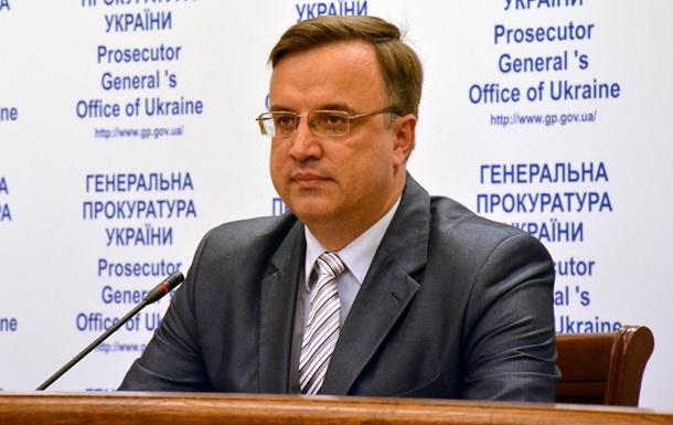 Первый замгенпрокурора заявил, что не подпадает под люстрацию
