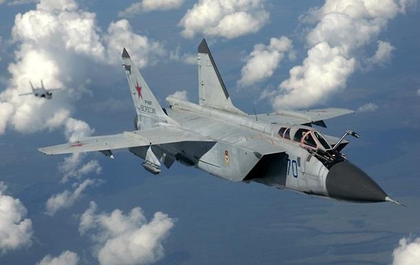 У латвийской границы заметили сразу 12 военных самолетов РФ