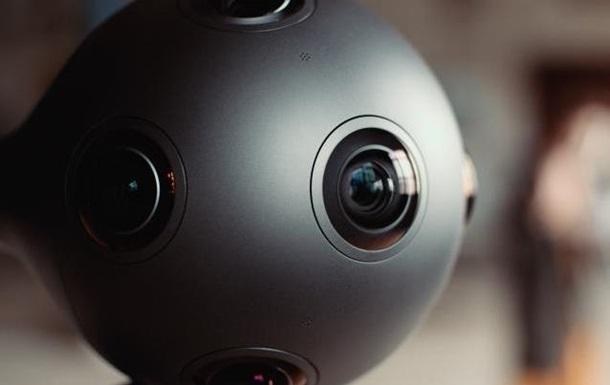 Nokia представила сферическую панорамную видеокамеру