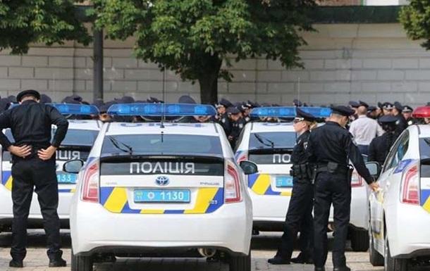 В Киеве полиция задержала за пьянство своего коллегу - источник