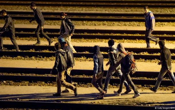 В 2015 году мигранты-нелегалы 37000 раз пытались пересечь Евротуннель