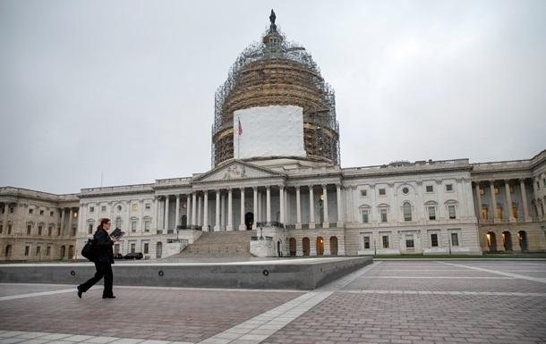 Вооруженного мужчину арестовали возле Конгресса США