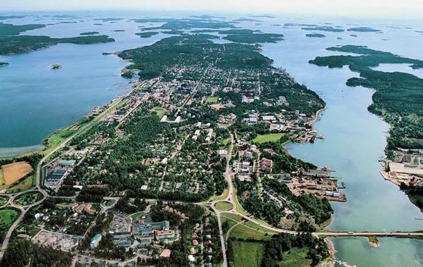 Финляндия готовится к возможной оккупации Россией Аландских островов