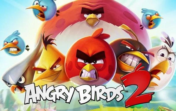 Знаменитая Angry Birds 2 вышла официально