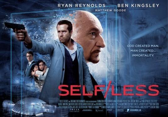 Про побочные эффекты бессмертия или фильм  Self/Less.Цена бессмертия