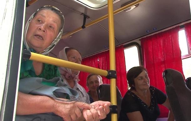 На Вінниччині люди протестують проти децентралізації