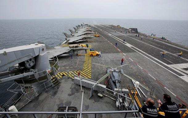 США планируют вывести из Персидского залива свои авианосцы - СМИ