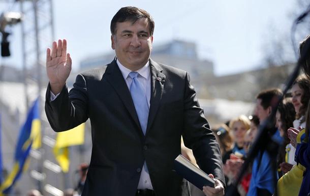 Показательная война. Что делает Саакашвили в Одесской области