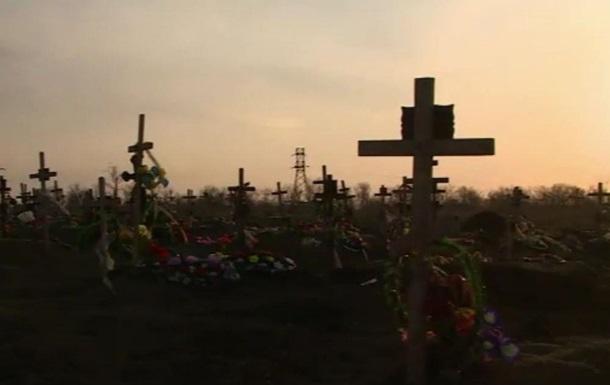 Черный тюльпан : поиски погибших на востоке Украины - репортаж