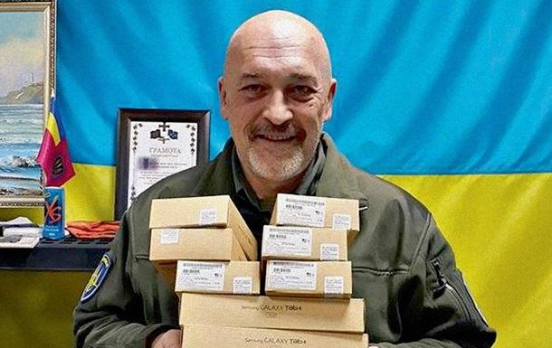 Губернатор Луганської області пояснив спокійну обстановку пияцтвом