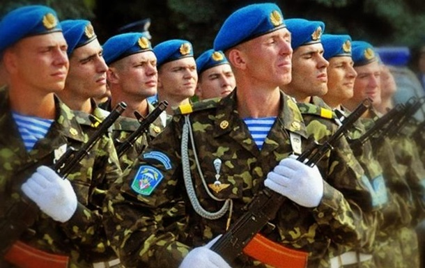 Порошенко привітав військовослужбовців Повітряних сил ЗСУ