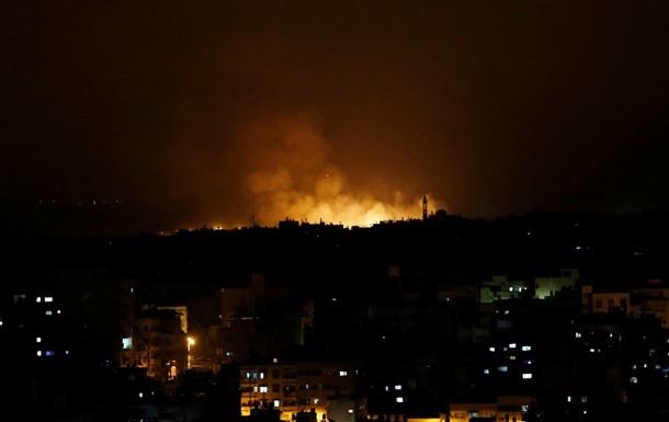 Сектор Газа возобновил обстрелы Израиля