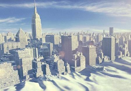 «Теплое» будущее настанет этой зимой